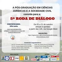 5ª RODA DE DIÁLOGO