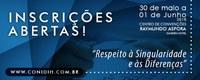 Estão abertas as inscrições para o III Congresso Internacional de Direitos Humanos (CONIDIH)!  As inscrições poderão ser realizadas até o dia 14 de maio de 2018.  (Alertamos para os prazos de chamada promocional)  Submissão de Trabalhos: até 02 de maio de 2018.