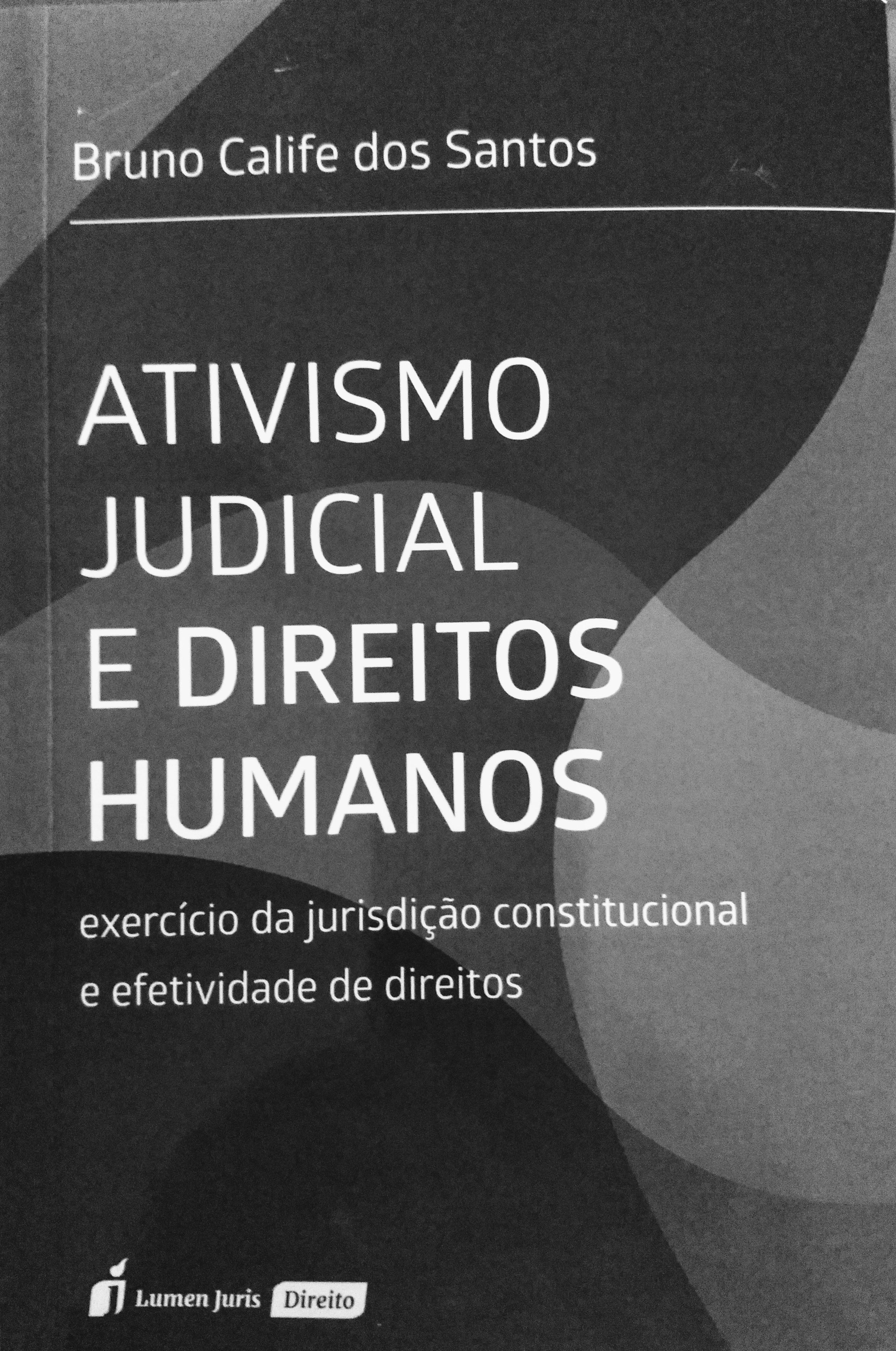 Ativismo Judicial e Direitos Humanos
